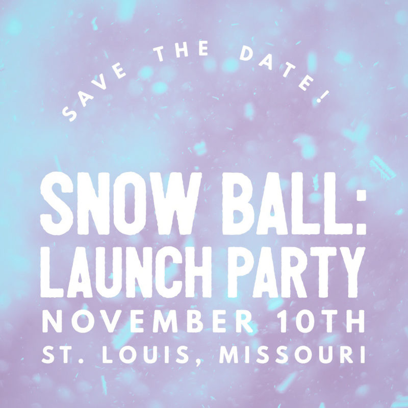 Launch Party November 10th